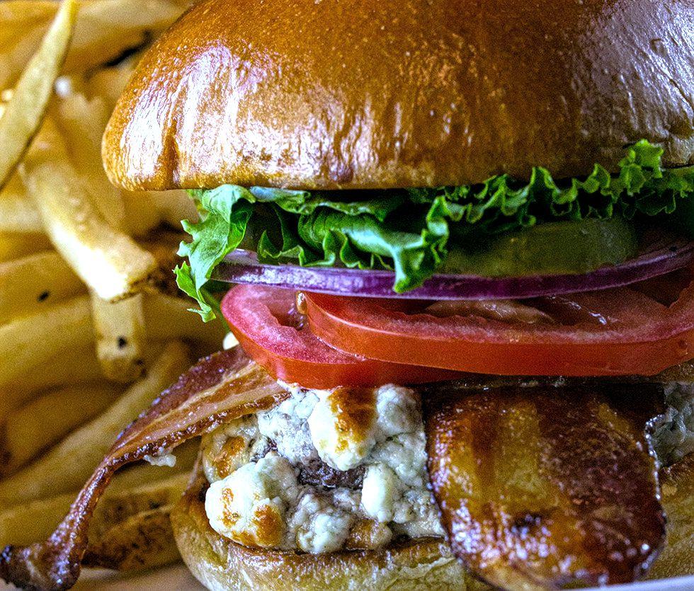 Nona Blue Burger